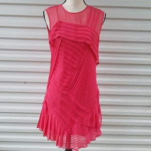 Nanette lepore silk dress size 6